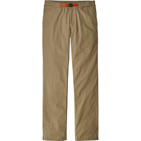 Patagonia Organic Cotton Lightweight Gi Pantalones Hombre, beige